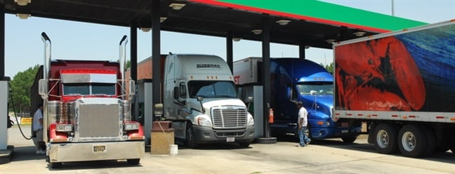 diesel fuel prices trucking industry Allows you to enter two points in the us and get current diesel fuel prices for every truck stop on the route as a part of the trucking industry.