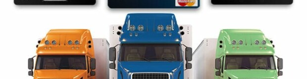 Simplify Payment Process for Truck Drivers with Multi Service Payroll Card